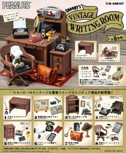 NEW! Re-ment miniature Snoopy