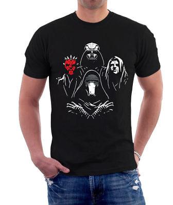 Bohemian Dark Side T-Shirt - Queen Star Wars Mashup New Rhapsody Jedi Force