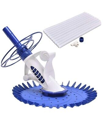 Inground Above Ground Swimming Pool Automatic Cleaner Clean Pool Vacuum Hose Set