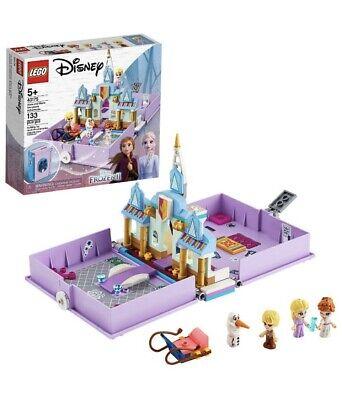 LEGO Disney Anna and Elsa's Storybook Adventures 43175 Frozen 2 New Open Box