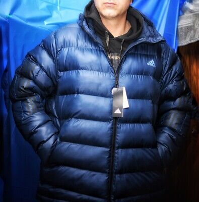 NWT Adidas Men's Performance  ITAVIC 3S Hooded Jacket Size 2XL