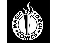 Comic Boom Workshop