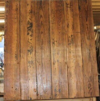 Reclaimed 5.5 Inch Wide Victorian Pine Flooring Cladding Board Warwick Reclamati
