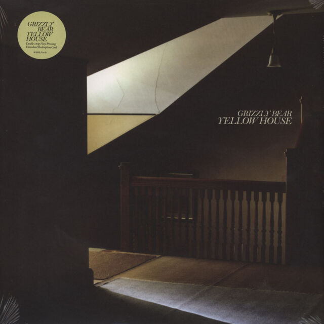 Grizzly Bear - Yellow House (Vinyl 2LP - 2006 - UK - Reissue)