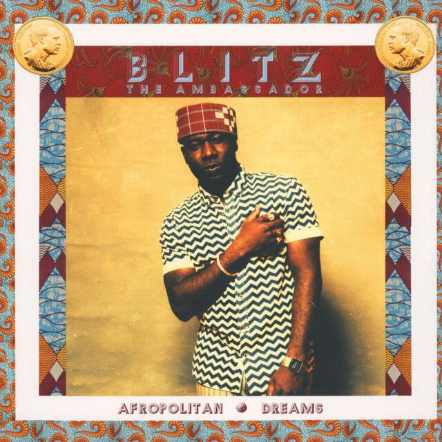 Blitz The Ambassador - Afropolitan Dreams (Vinyl LP - 2014 - EU - Original)