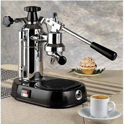La Pavoni En Europiccola Manual Lever Espresso Coffee Cappuccino Machine Maker