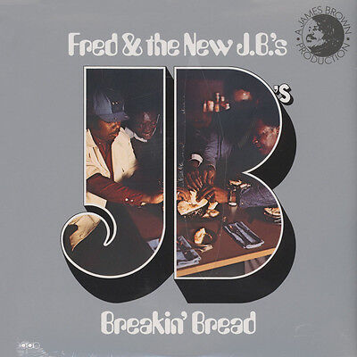 Fred Wesley & The New JB's - Breakin' Bread (Vinyl LP - 1974 - US - Reissue)