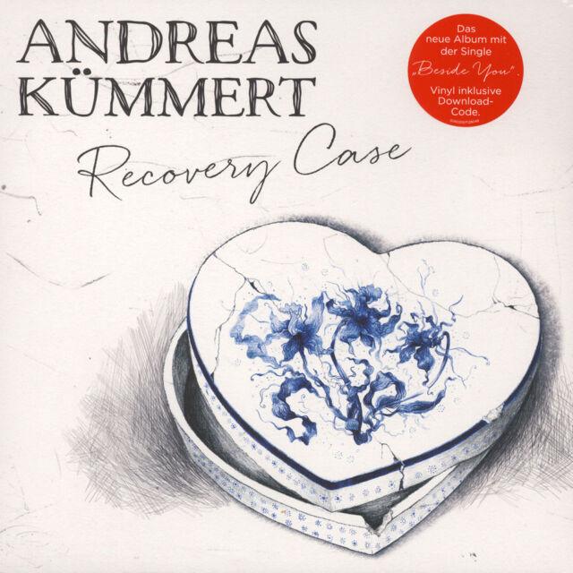 Andreas Kümmert - Recovery Case (Vinyl LP - 2016 - DE - Original)