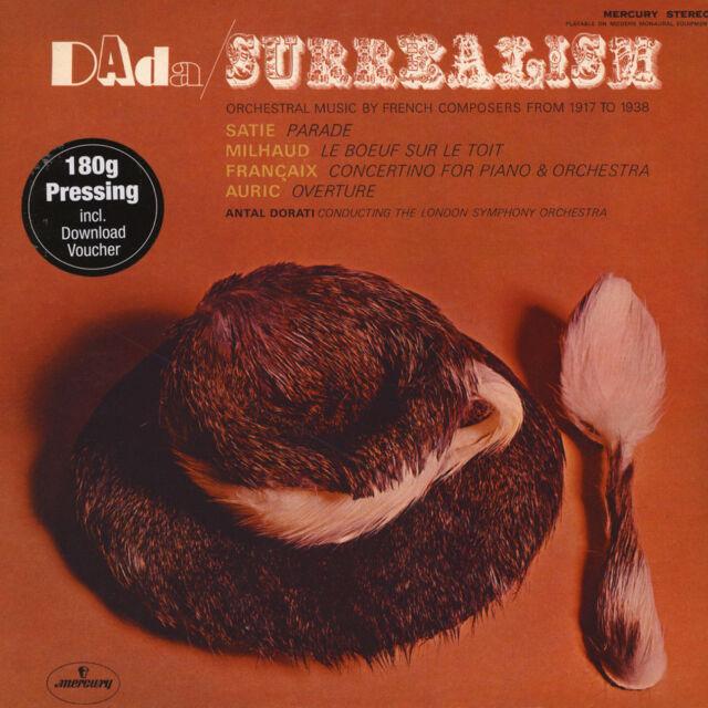 Antal Dorati / London Symphony Orchestra - Dad (Vinyl LP - 2016 - US - Original)