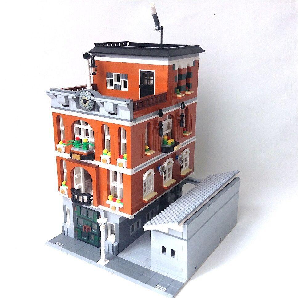only Instruction, no bricks Neu LEGO Bauanleitung  10224