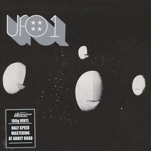 UFO - UFO 1 (Vinyl LP - 1970 - EU - Original)