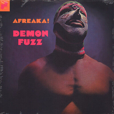 Demon Fuzz - Afreaka (Vinyl LP - 1970 - US - Reissue)