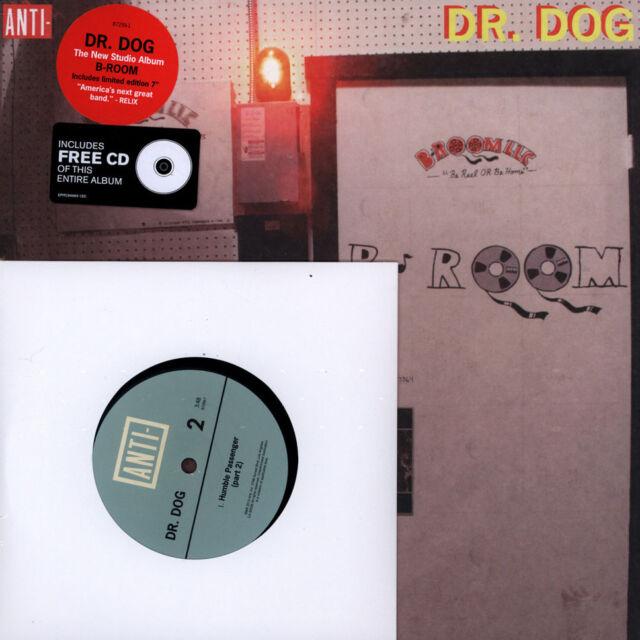 "Dr Dog - B-room (Vinyl LP+7""+CD - 2013 - US - Original)"