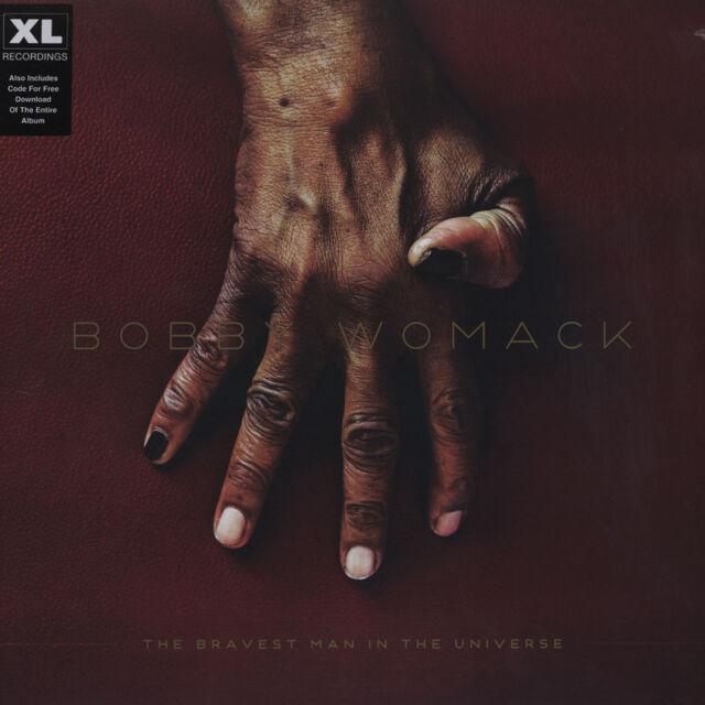 Bobby Womack - Bravest Man In The Universe (Vinyl LP - 2012 - US - Original)