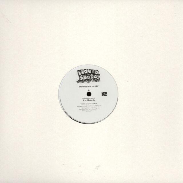 """V.A. - Brontosaurus 2014 EP (Vinyl 12"""" - EU - Original)"""