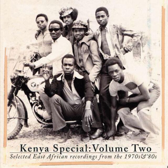 V.A. - Kenya Special Volume 2: Selected East (Vinyl 3LP - 2016 - UK - Original)