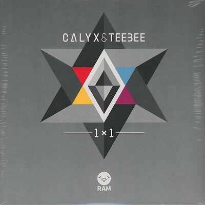 Calyx & Teebee - 1x1 (Vinyl 3LP - 2016 - UK - Original)
