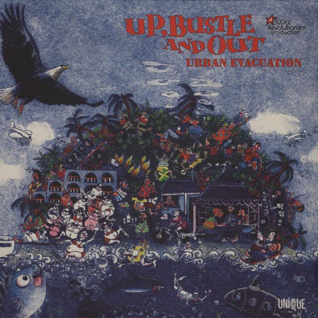 Up, Bustle & Out - Urban evacuation (Vinyl 2LP - 2002 - EU - Original)