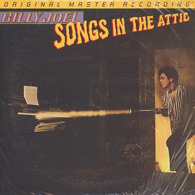 Billy Joel - Songs In The Attic (Vinyl 2LP - 1981 - US - Reissue)