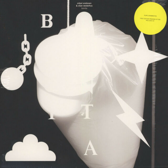 Sidsel Endresen & Stian Westerhus - Bonita (Vinyl LP - 2014 - EU - Original)
