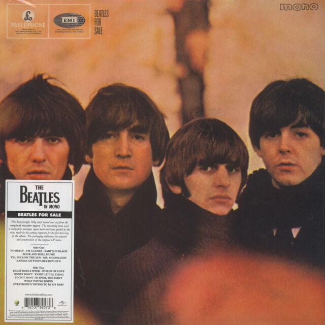 Beatles, The - Beatles For Sale Remastered Mon (Vinyl LP - 2014 - US - Original)