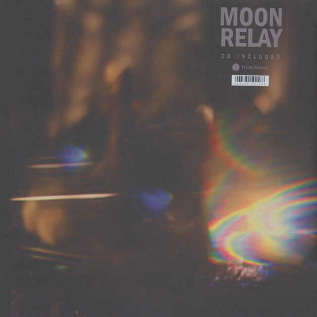 Moon Relay - Moon Relay (Vinyl LP+CD - 2014 - EU - Original)