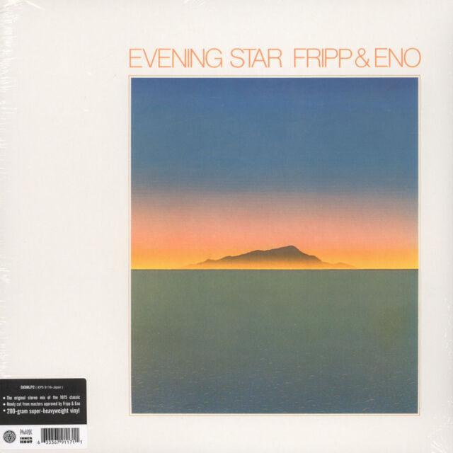 Fripp & Eno - Evening Star (Vinyl LP - 1975 - UK - Reissue)