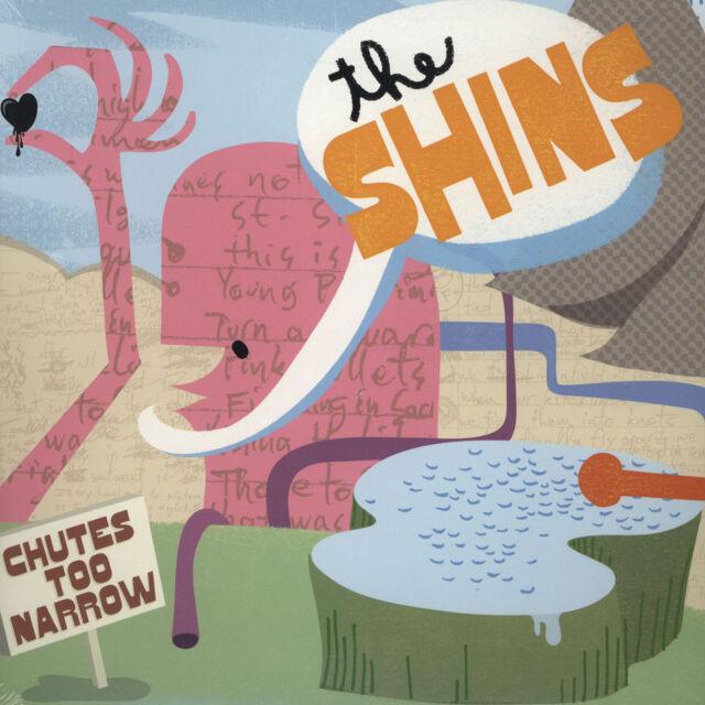 Shins, The - Chutes Too Narrow (Vinyl LP - 2003 - US - Reissue)