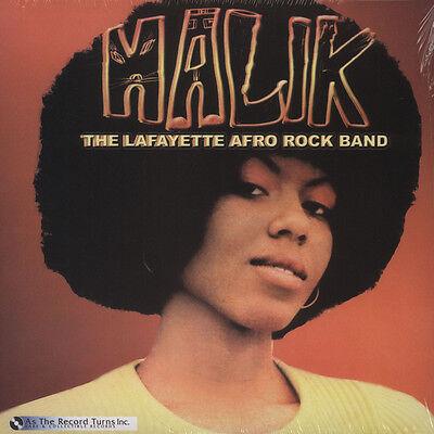 Lafayette Afro Rock Band - Malik (Vinyl LP - 1975 - US - Reissue)