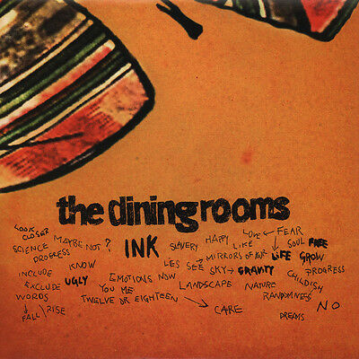 Dining Rooms, The - Ink (Vinyl 2LP - 2007 - EU - Original)