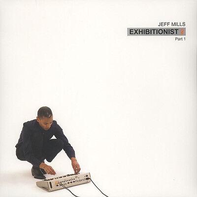 "Jeff Mills - Exhibitionist 2 Part 1 (Vinyl 12"" - 2015 - US - Original)"