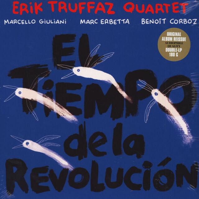 Erik Truffaz - El Tiempo De La Revolucion (Vinyl 2LP - 2016 - EU - Original)