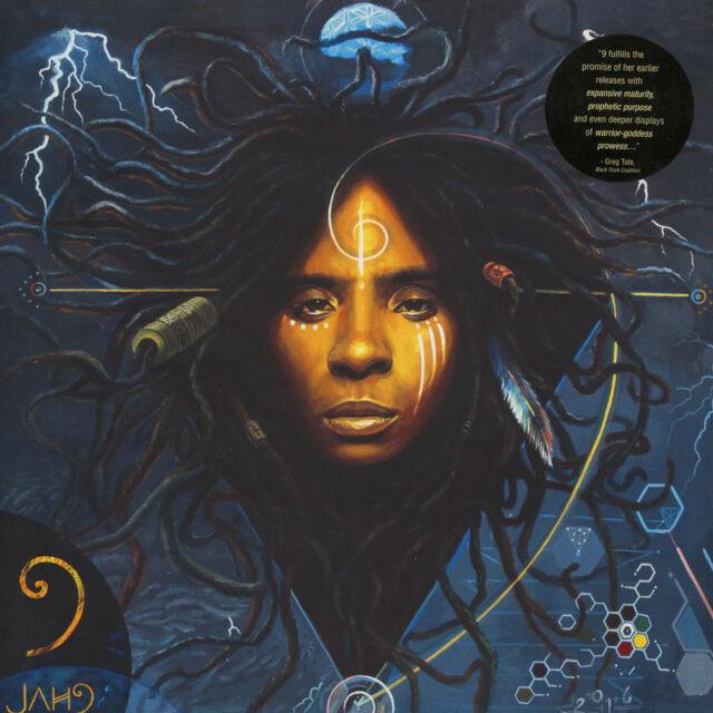 Jah9 - 9 (Vinyl LP - 2016 - US - Original)
