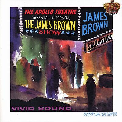 James Brown - Live at the Apollo (Vinyl LP - 1962 - US - Original)