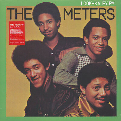 Meters, The - Look-ka Py Py (Vinyl LP - 1970 - UK - Reissue)