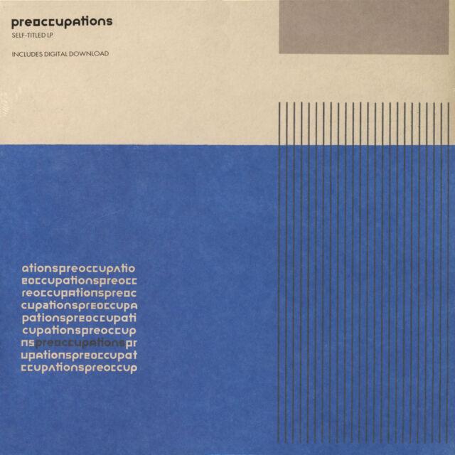 Preoccupations - Preoccupations Black Vinyl Edition (LP - 2016 - US - Original)