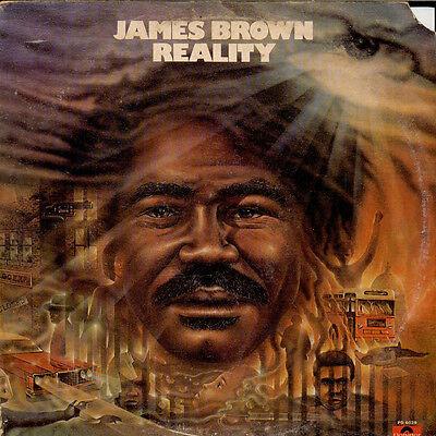 James Brown - Reality (Vinyl LP - 1974 - US - Original)