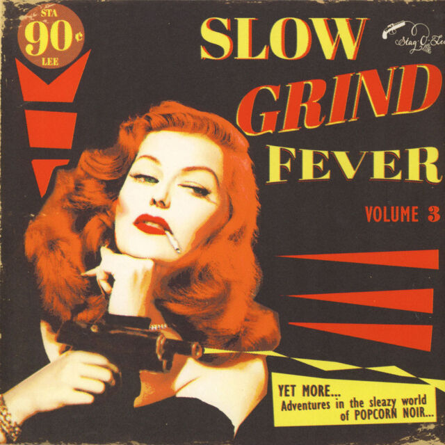 V.A. - Slow Grind Fever Volume 3 (Vinyl LP - 2014 - EU - Original)