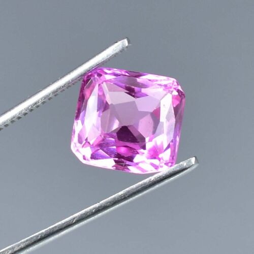 AAA+ 9.65 Ct Excellent Quality Natural Pink Morganite Loose gemstone Certified
