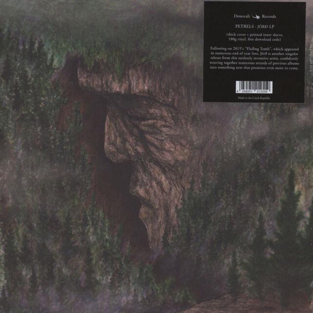 Petrels - Jörd (Vinyl LP - 2016 - EU - Original)