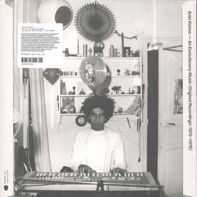 Ariel Kalma - An Evolutionary Music (Original Recordings (Vinyl 2LP - 2014 - US)