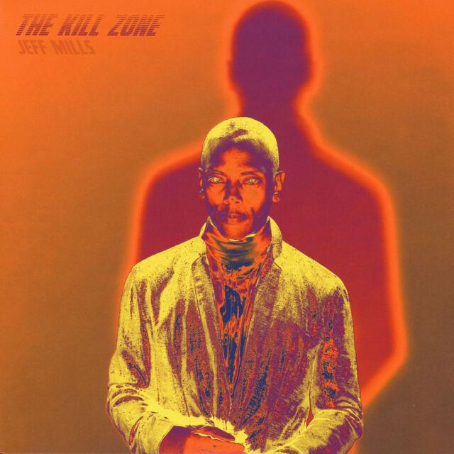 "Jeff Mills - The Kill Zone EP (Vinyl 12"" - 2016 - US - Original)"