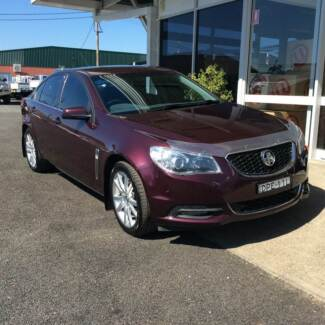 2013 HOLDEN COMMODORE VF 1000987