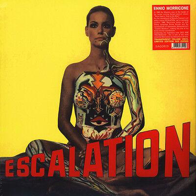 Ennio Morricone - OST Escalation (Vinyl LP - 1968 - EU - Reissue)