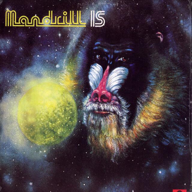 mandrill - is   -  digipak edition CD
