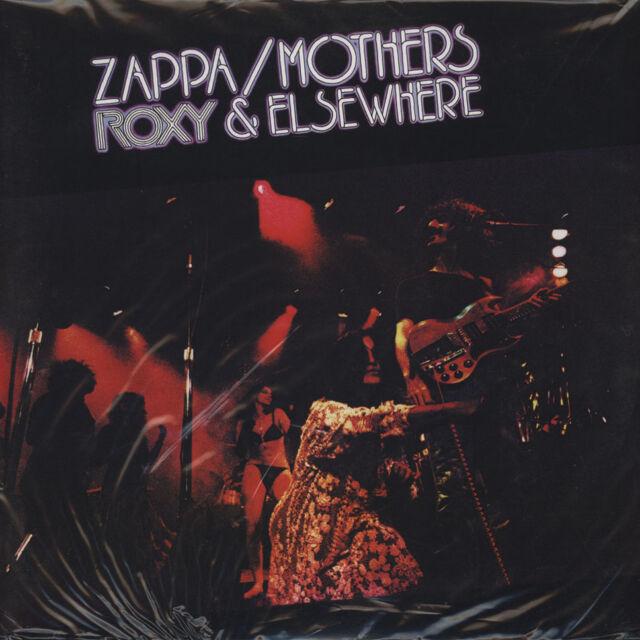 Frank Zappa - Roxy & Elsewhere (Vinyl 2LP - 1974 - US - Reissue)