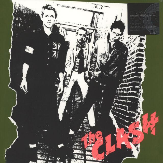 Clash, The - The Clash (Vinyl LP - 1977 - EU - Reissue)