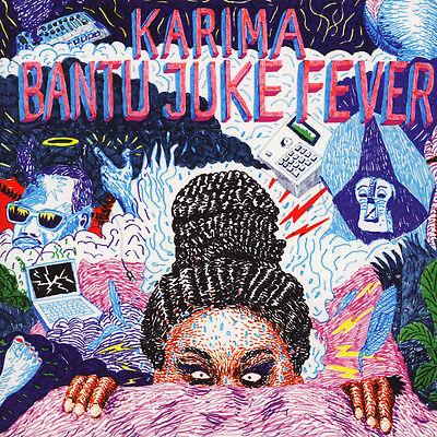 "Karima - Bantu Juke Fever (Vinyl 10"" - 2015 - EU - Original)"