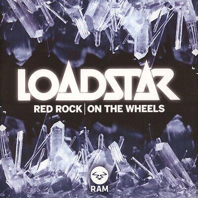 "Loadstar - Red Rock / On The Wheels (Vinyl 12"" - 2016 - UK - Original)"
