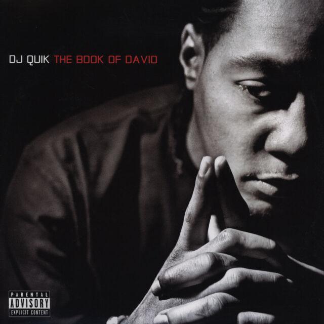 DJ Quik - Book Of David (Vinyl 2LP - 2011 - US - Original)